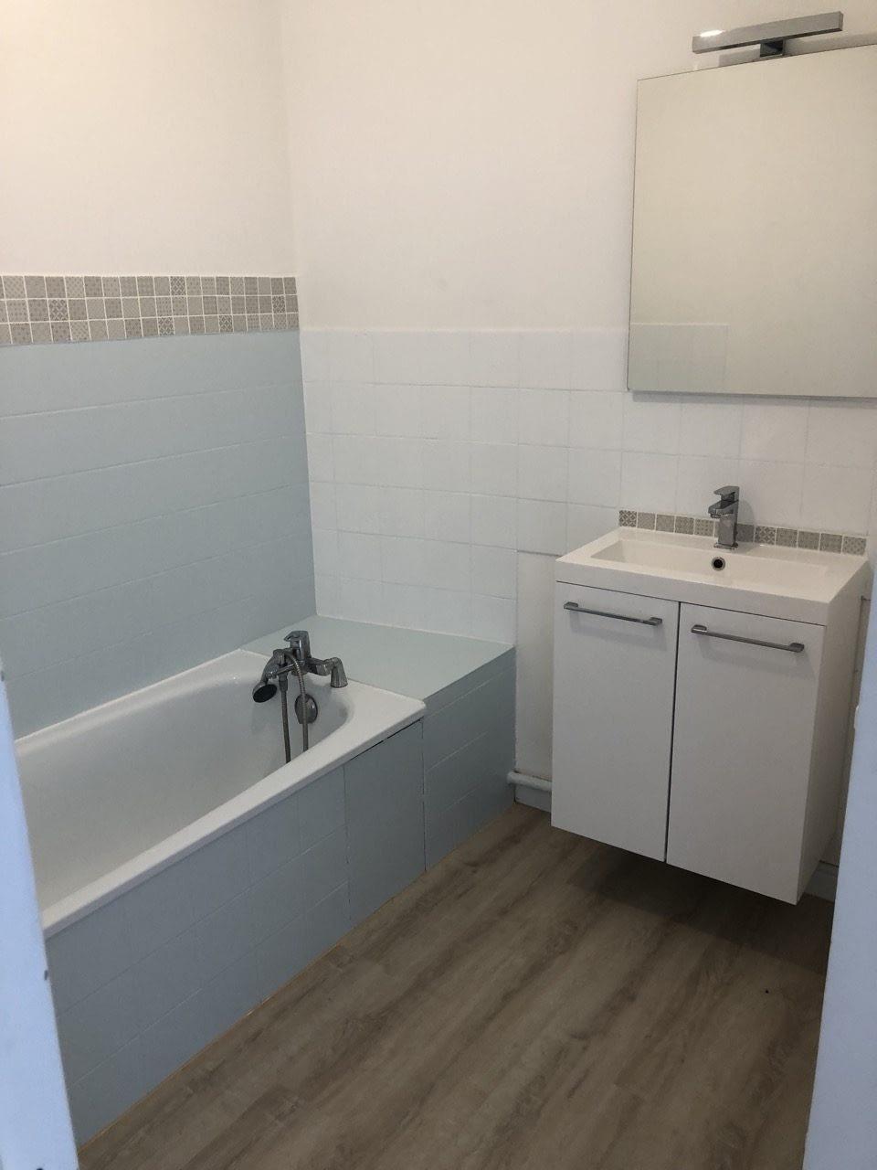 Après rénovation salle de bain